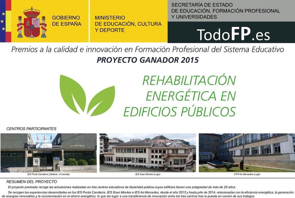 Rehabilitación Energética de Edificios Públicos