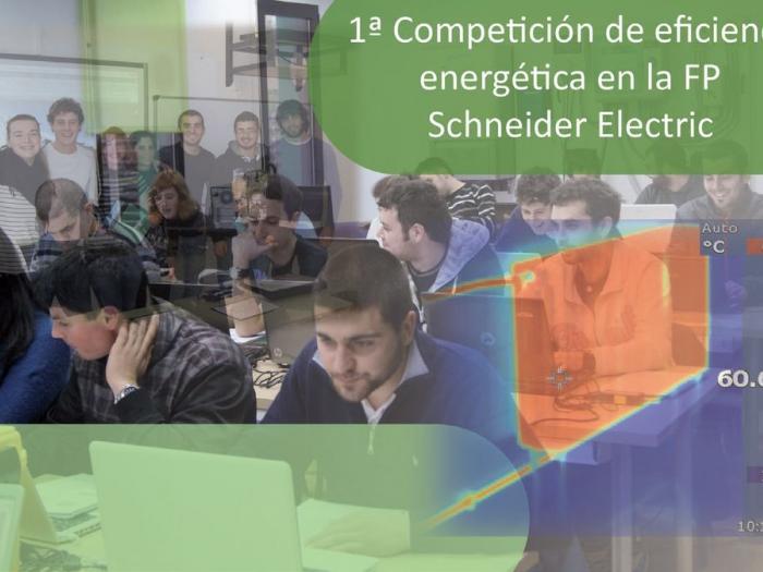 Primera Competición de Eficiencia Energética en la Formación Profesional